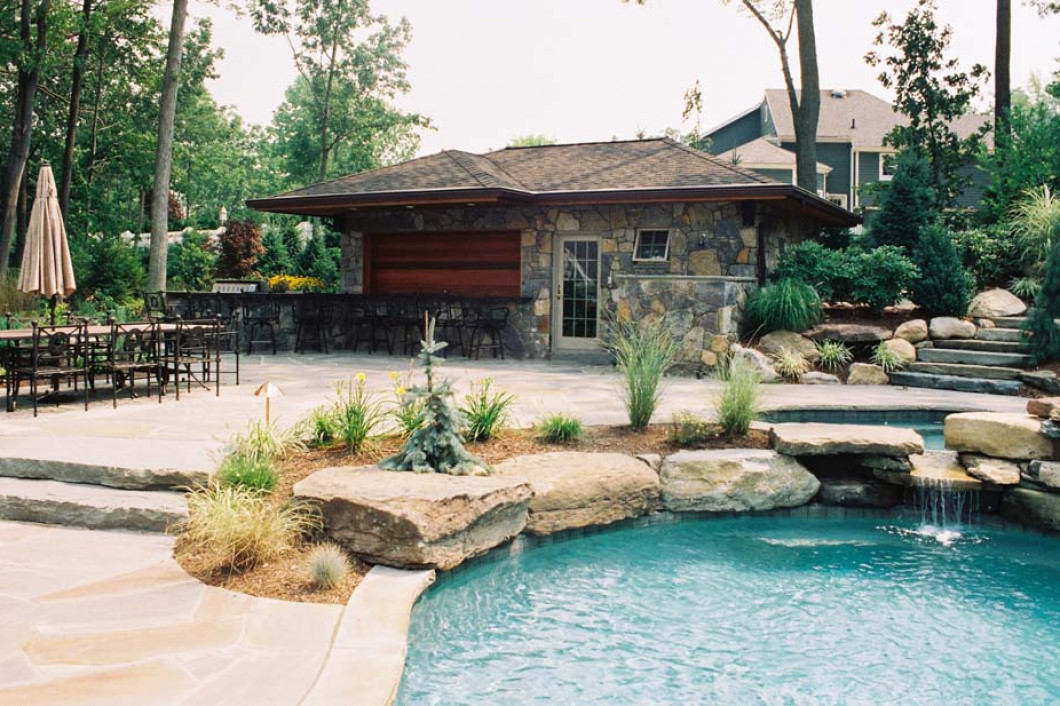 Pool and Spa Design | Bergen County, NJ | D&H Land Group